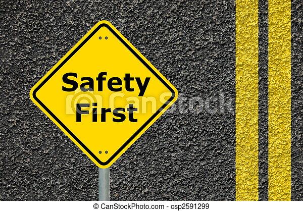 безопасность, первый - csp2591299