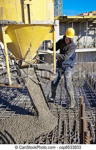 Бетон работает на unis бетон актив