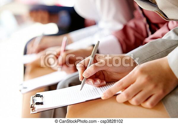 бизнес, образование - csp3828102