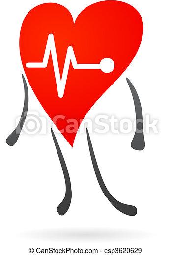 домашний очаг, здоровье, символ - csp3620629