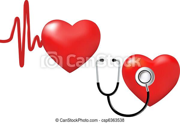 задавать, сердце - csp6363538