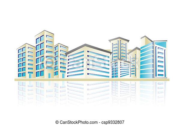 здание - csp9332807