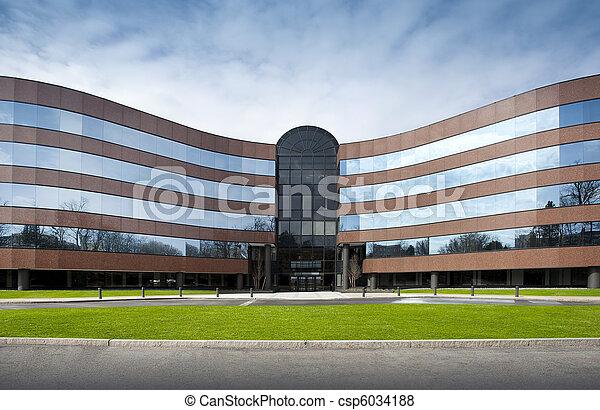 здание, офис - csp6034188