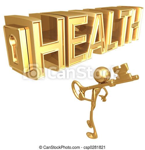 здоровье, ключ - csp0281821