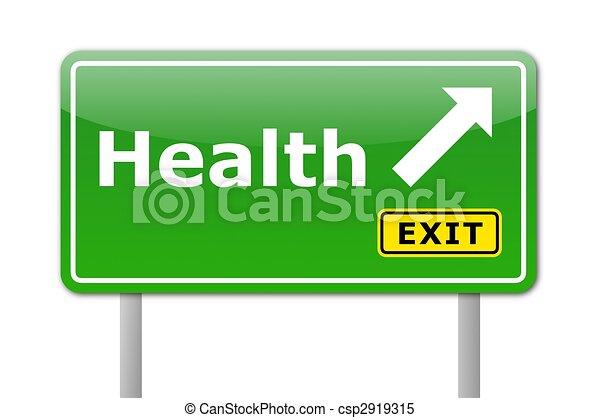 здоровье - csp2919315