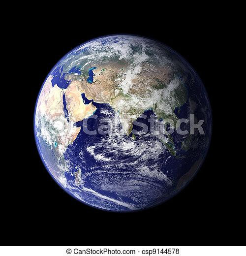 земля - csp9144578