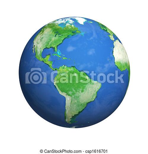 земля - csp1616701