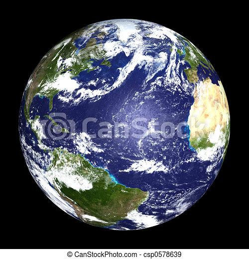 земля - csp0578639