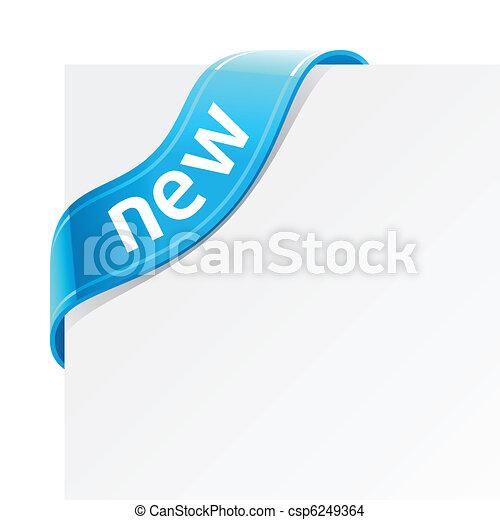 знак, новый - csp6249364