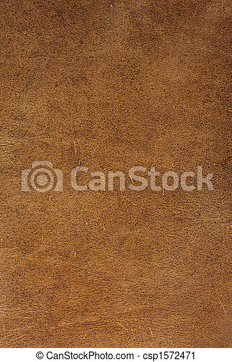 кожа, коричневый, задний план - csp1572471