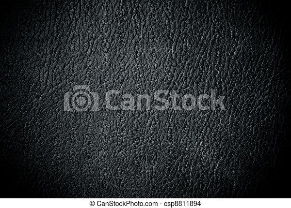 кожа, черный - csp8811894