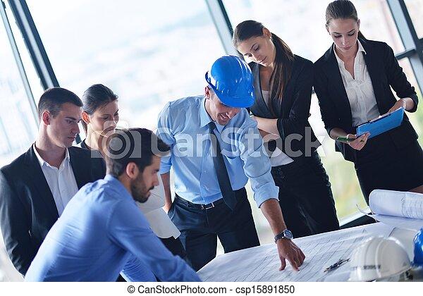 люди, engineers, встреча, бизнес - csp15891850