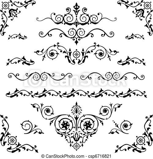марочный, elements, дизайн - csp6716821