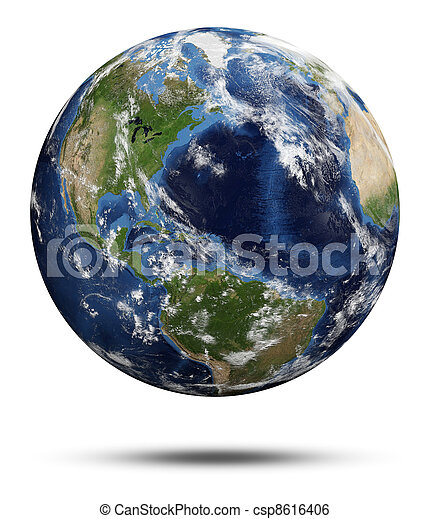 планета, земля - csp8616406