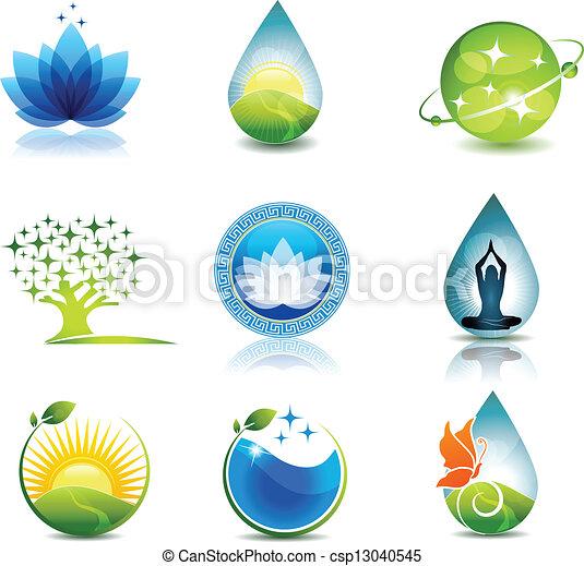 природа, здоровье, забота - csp13040545