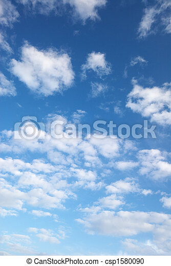 пушистый, clouds - csp1580090