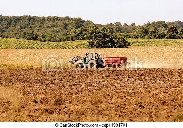 сельское хозяйство - csp11331791