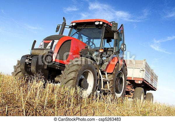 сельское хозяйство - csp5263483
