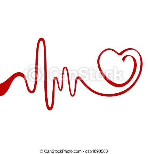 сердце, абстрактные - csp4890500