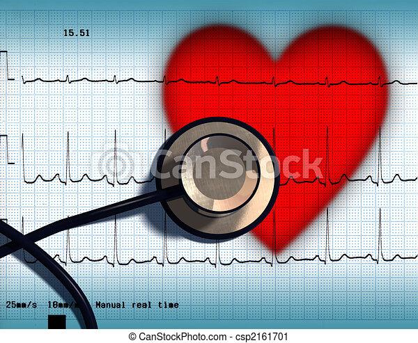 сердце, здоровье - csp2161701