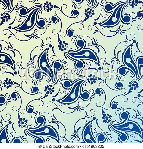 цветочный, дизайн - csp1963205