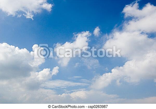 clouds - csp0263987
