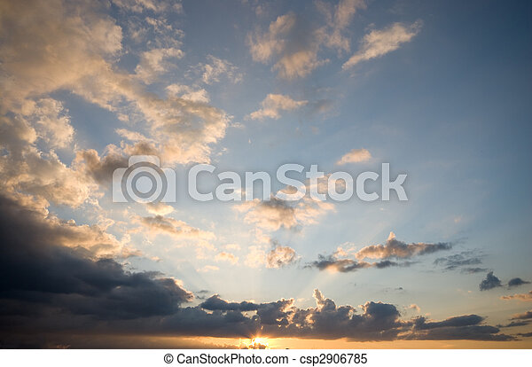 cloudscapes - csp2906785