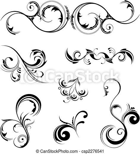 elements, дизайн - csp2276541