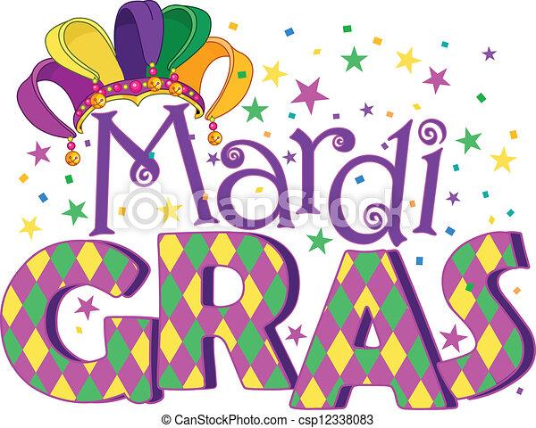 mardi, gras - csp12338083